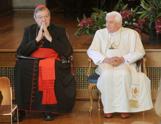CARDINAL GEORGE -POPE