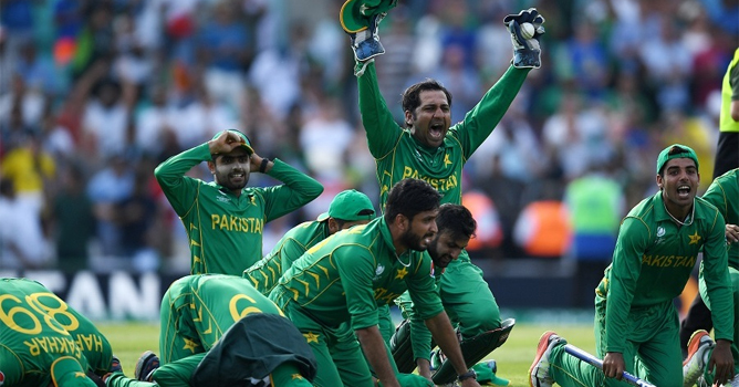 pakistan icc final