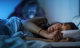 Film: The Nightmare (2015), starring Elise Robson as Chris's girlfriend. A documentary-horror film exploring the phenomenon of 'Sleep Paralysis' through the eyes of eight very different people.