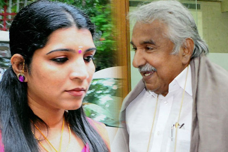 OOMMEN CHANDY -SARITHA