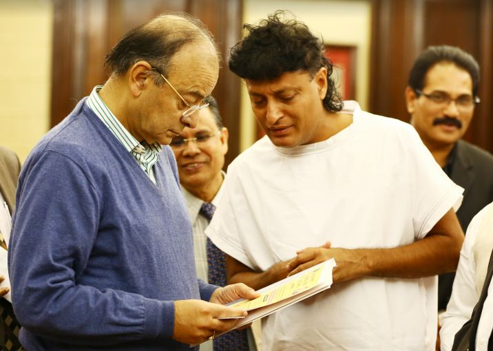 dr bobby and arun jaitly