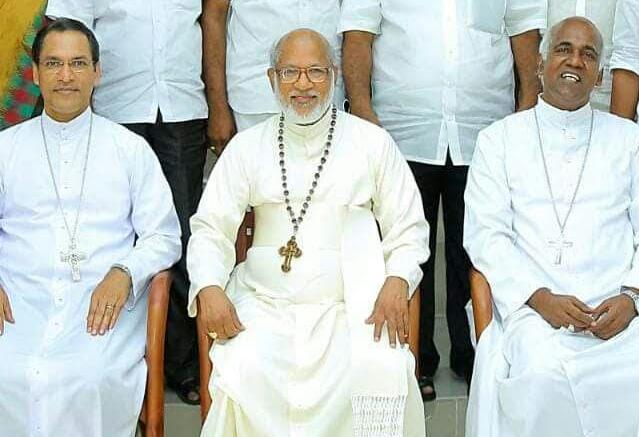 CARDINAL ALENCHERY -PRIESTS