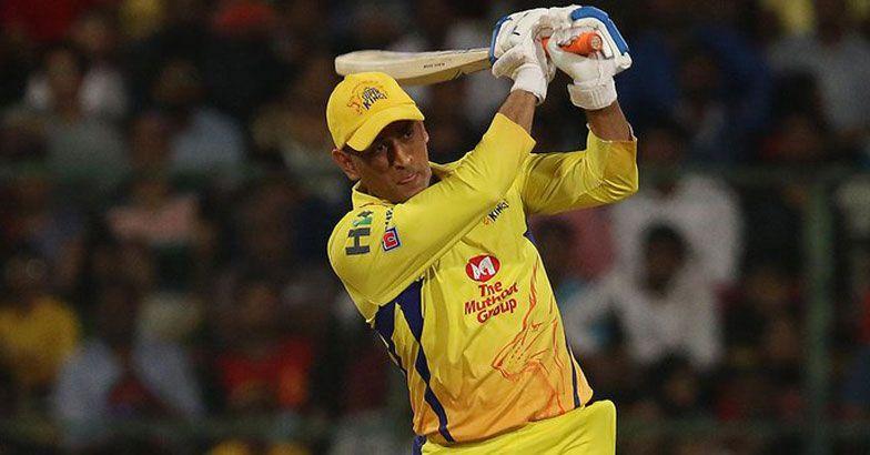 dhoni IPL2018