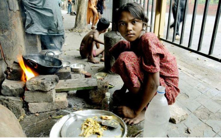 INDIA -POVERTY